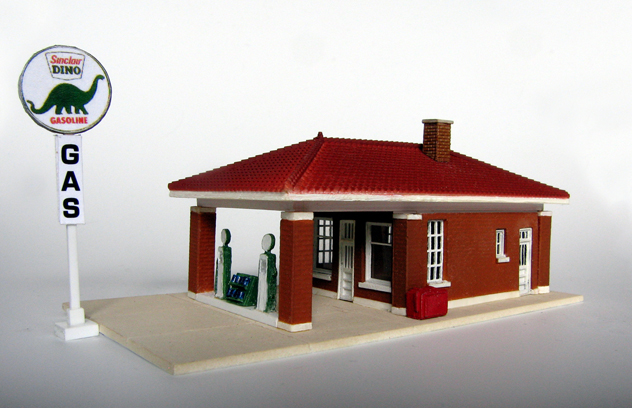 Depots By John Detailed Replicas In Scale Product